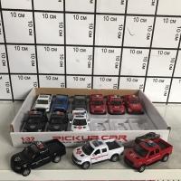 Модельки метал 12 шт в блоке 988-44-45