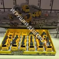 Машинки 12 шт в блоке BY908-6B
