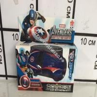 Машинка трансформер супергерои 91553-1