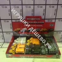Модели авомобиля 12 шт в блоке 1503-11-12