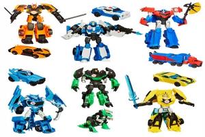 Роботы и Трансформеры
