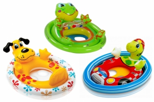Надувные круги и игрушки