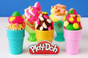 Пластилин PlayDoh (копии)