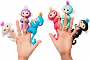 Обезьянки fingerlings