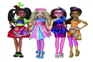 Наследники дисней куклы