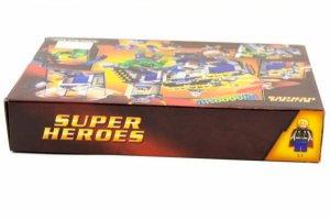 Супер-герои (Super Heroes)
