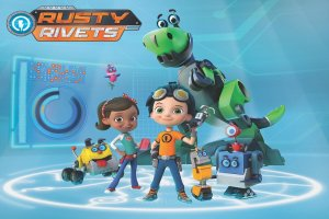 Расти механик (Rusty Rivets)