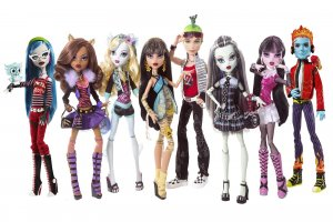 Monster High (Школа Монстров)