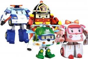 Игрушки Поли Робокар (Poli Robocar)