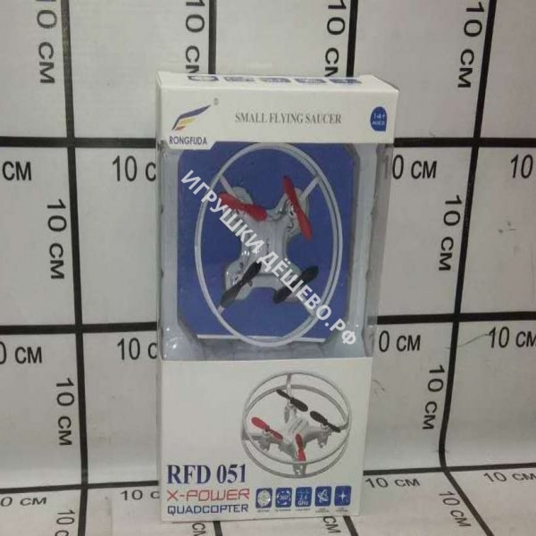 Квадрокоптер Р/У RFD051 RFD051