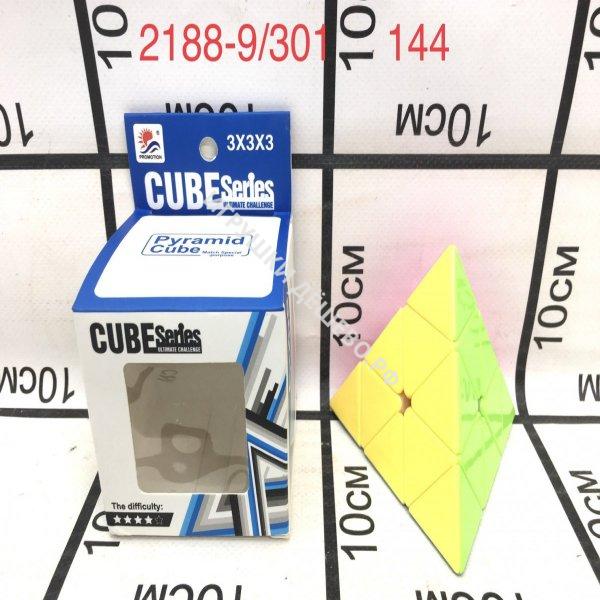 2188-9/301 Кубик-Рубик треугольник, 144 шт. в кор.  2188-9/301