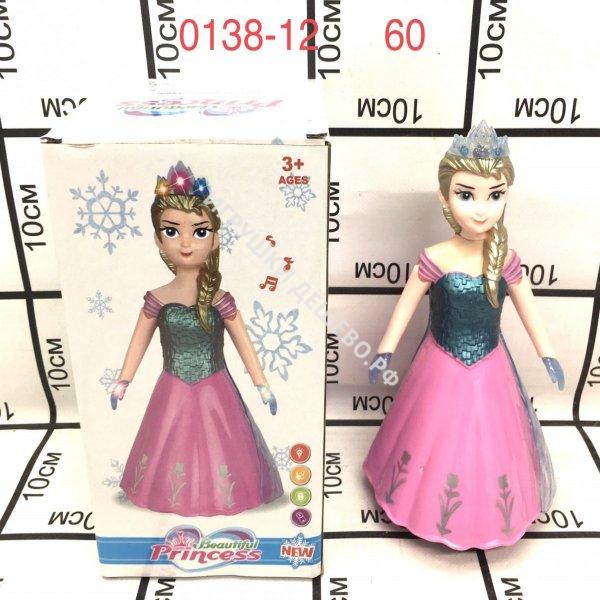 0138-12 Музыкальная игрушка Холодное сердце 60 шт в кор. 0138-12