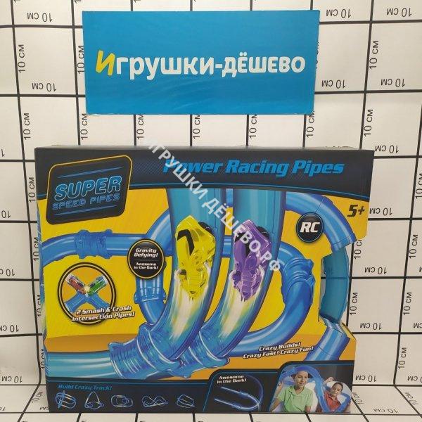 Автотрек в тубе, 9 шт. в кор. HDL2018-2 HDL2018-2