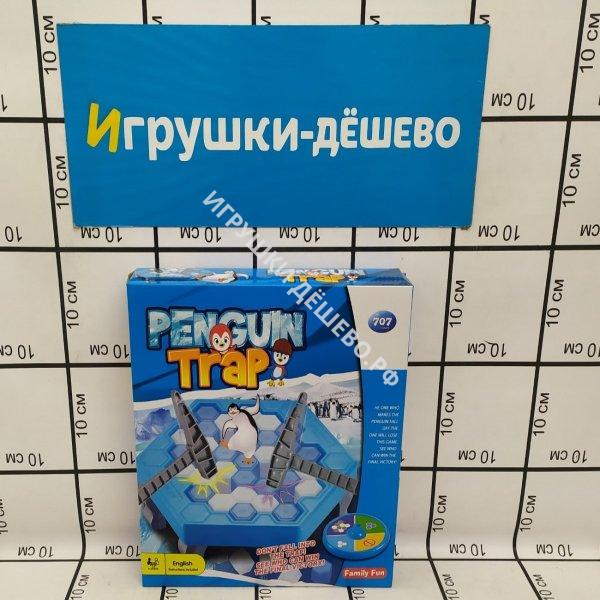 """Настольная игра """"Пингвин"""", 36 шт. в кор. 707-85 707-85"""