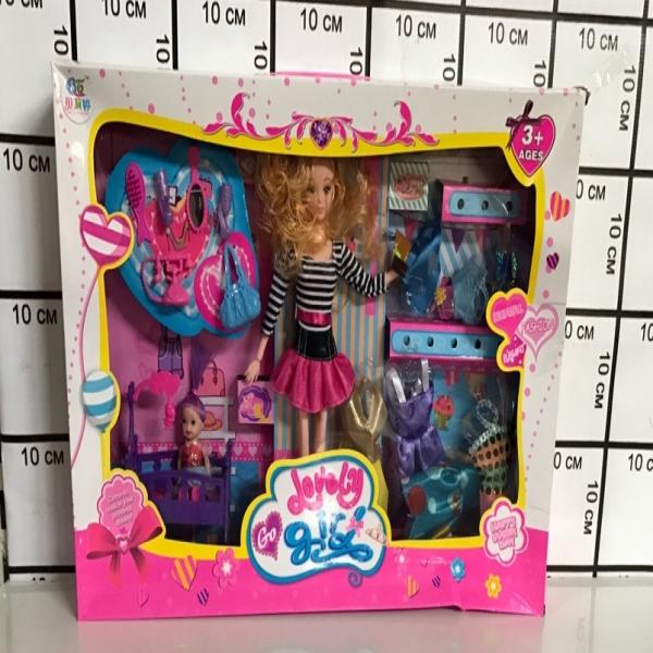 Кукла с аксессуарами 883B