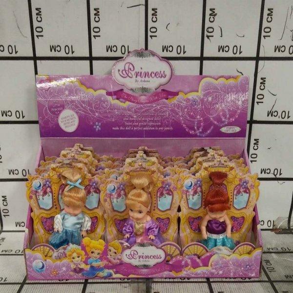 Куклы 12 шт в блоке A281