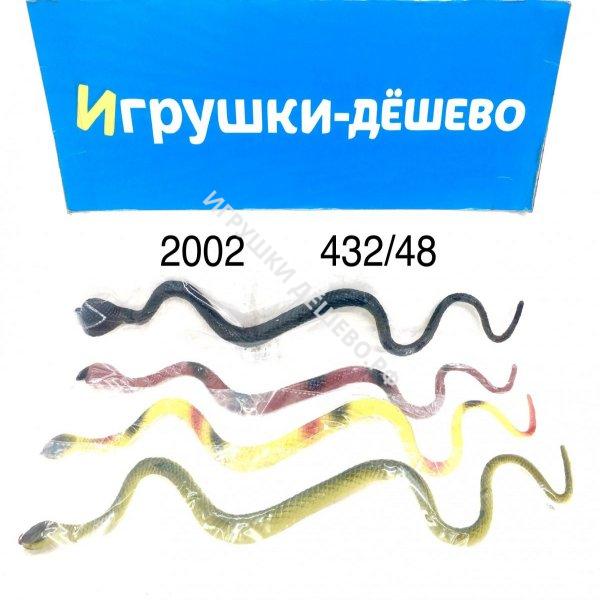 2002 Змейка резиновая 48 шт. в блоке,9 блоке. в кор. 2002