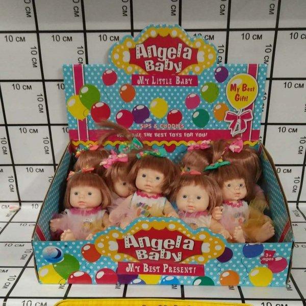 Куклы 9 шт в блоке 2037