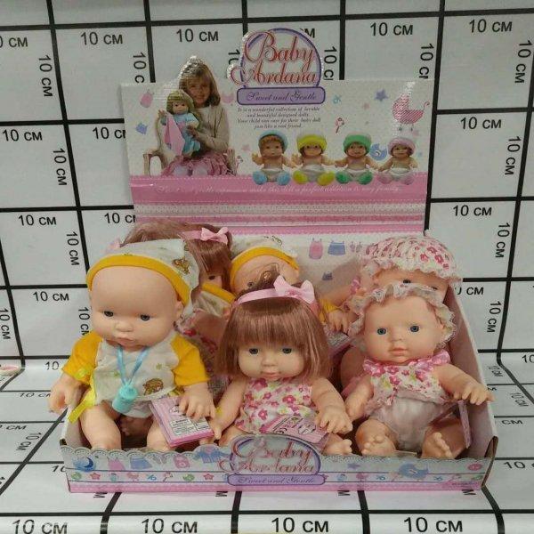 Куклы 12 шт в блоке A335