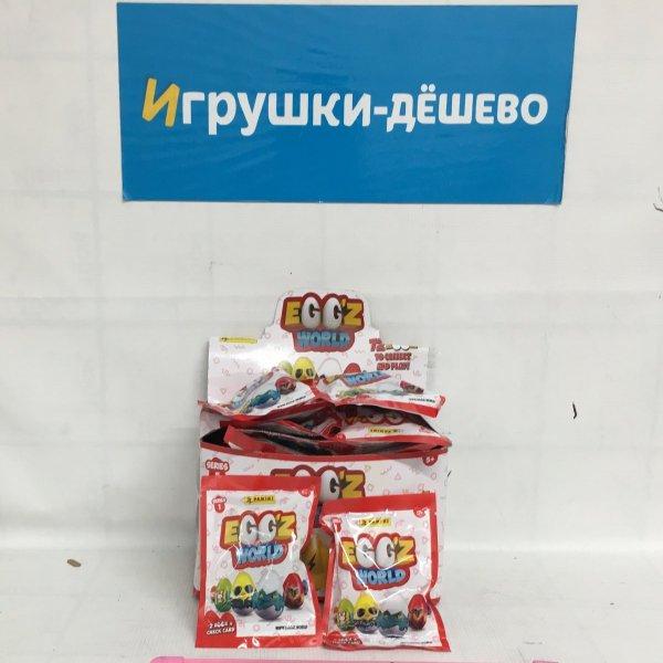 Яйца в пакете 30 шт. в блоке 393903 393903