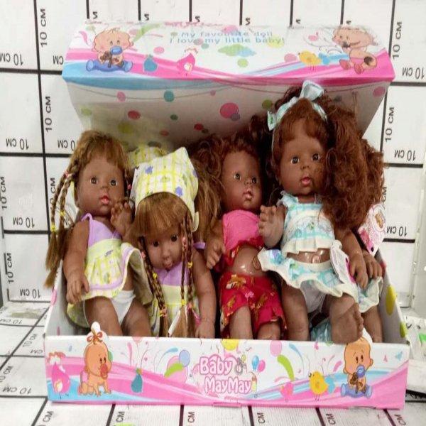 Куклы 9 шт в блоке 536E