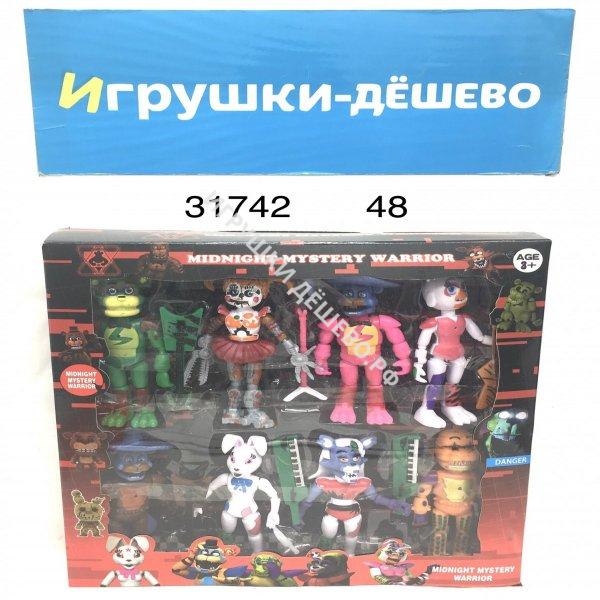 31742 АниГерои 8 шт. в наборе, 48 шт. в кор. 31742