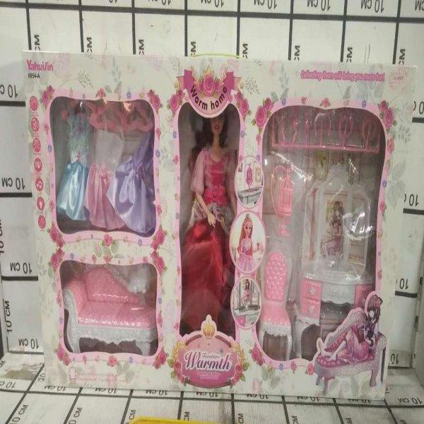 Кукла с аксессуарами 6953-A