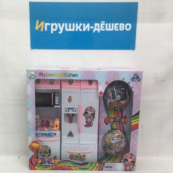 Единорог Пупси Кухня набор, 24 шт. в кор. 01930A 01930A