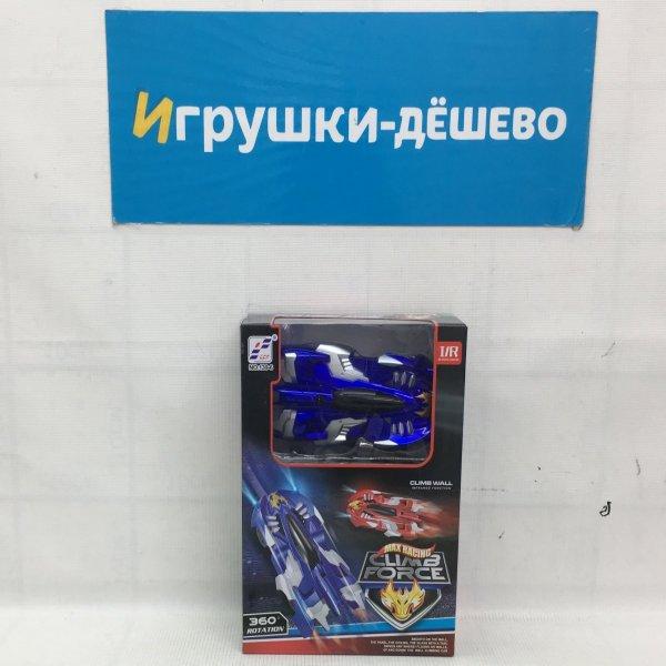 Машинка ездит по стенам Р/У 48 шт в кор. 139-6  139-6