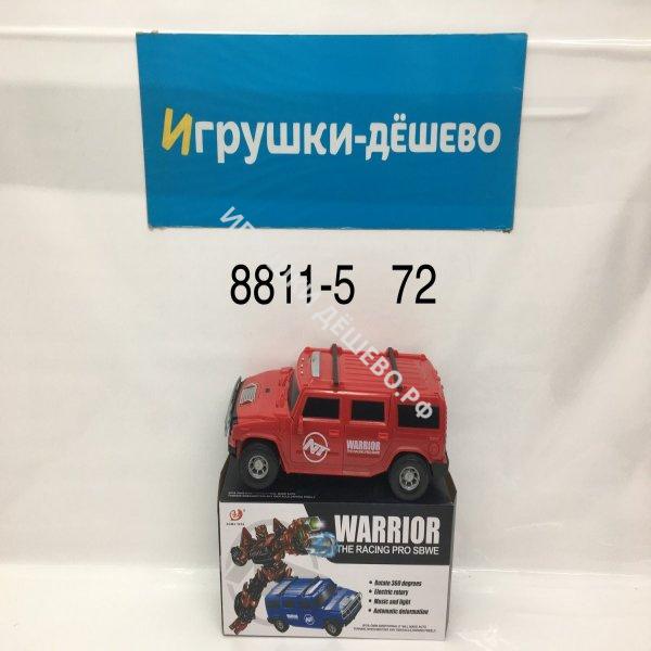 Машина, 72 шт. в кор. 8811-5 8811-5