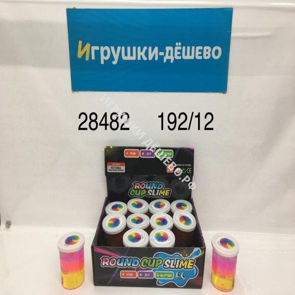 28482 Лизун радужный 12 шт в блоке, 192 шт в кор. 28482