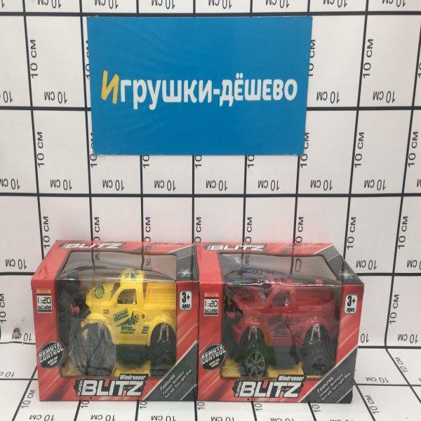 Машина на Р/У, 36 шт. в кор. 8884A-6 8884A-6
