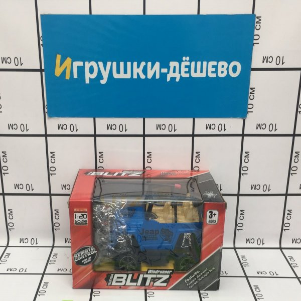 Джип на Р/У, 36 шт. в кор. 8885A-3 8885A-3