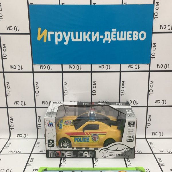 Джип на Р/У, 24 шт. в кор. 858-124A  858-124A