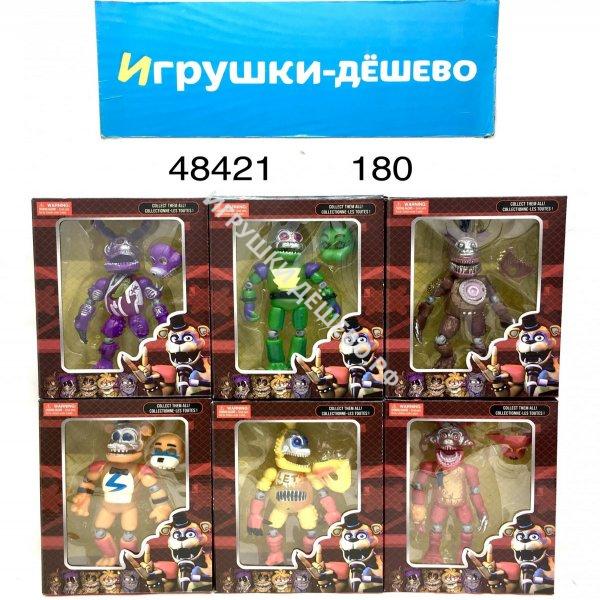 48421 АниГерои, 180 шт. в кор. 48421
