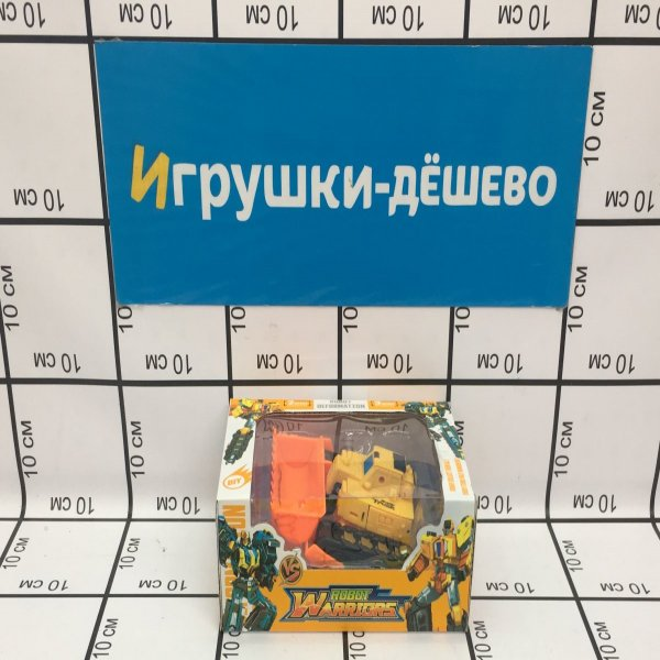Трактор Трансформер, 96 шт. в кор. 287-10 287-10