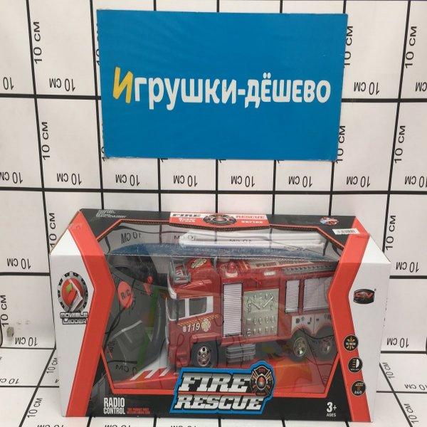 Пожарная машина Р/У, 20 шт. в кор. 666-656 666-656