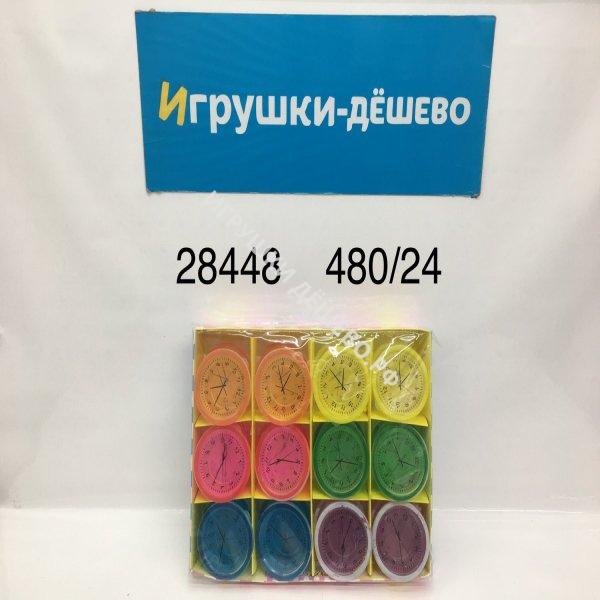 28448 Лизун Часы 24 шт. в блоке, 480 шт. в кор. 28448