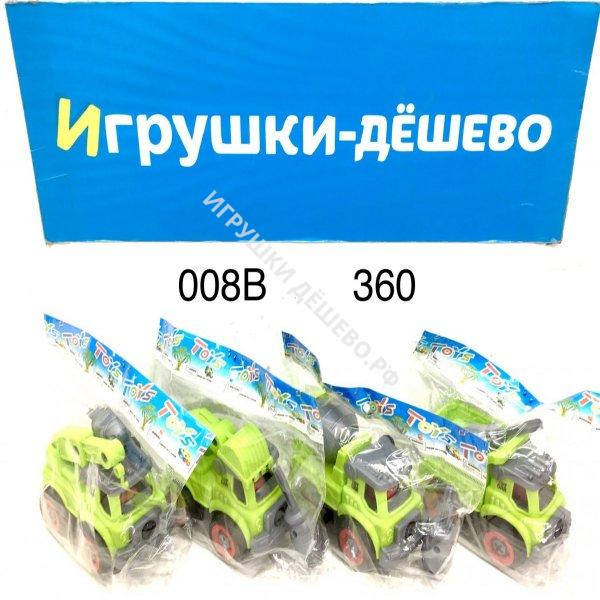 008B Машина в пакете, 360 шт. в кор. 008B