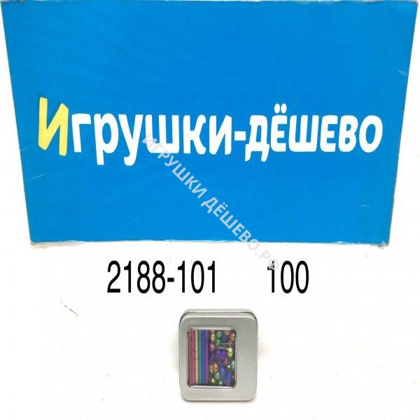 2188-101 Набор магнитов, 100 шт. в кор. 2188-101