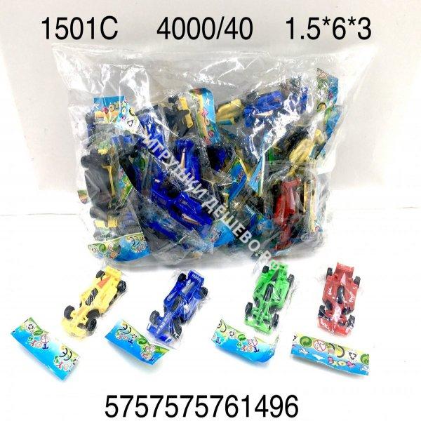 1501C Гоночные машинки 40 шт. в пакете, 100 шт. в кор. 1501C