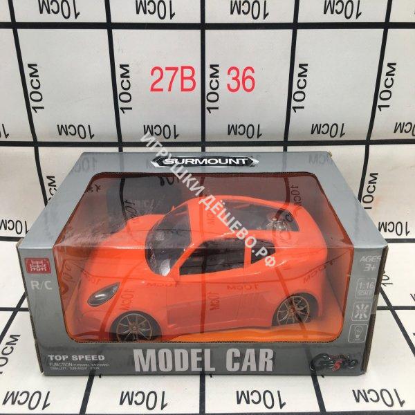 27B Машинка на радиоуправлении 36 шт в кор. 27B