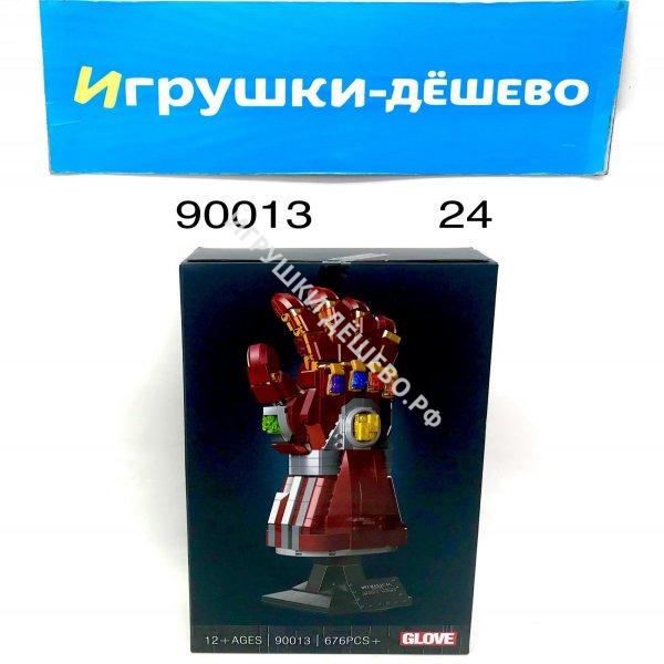 33586 Магнитный конструктор 36 дет. 108 шт в кор. 33586