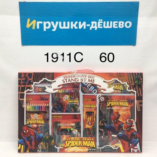 1911C Набор для творчества Паук, 60 шт. в кор. 1911C
