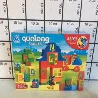 Конструктор блоками 62 дет. LQ6051