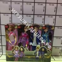 Куклы 12 шт в блоке 666S