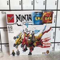 Конструктор Ниндзя 371 дет. 174